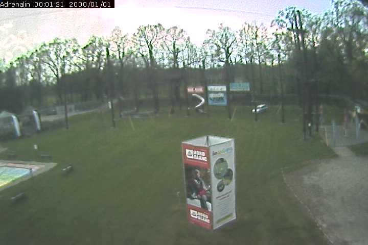 Webkamera Sportovní a relaxační areál